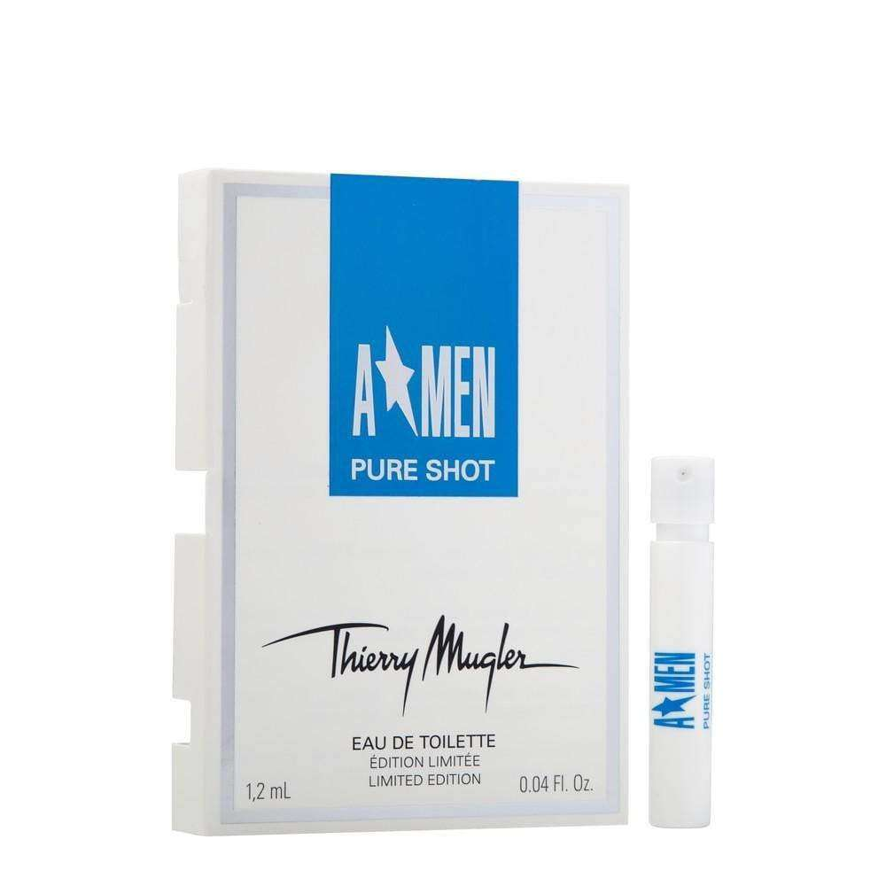 Thierry Mugler Amen Pure Shot 1.2ml EDT Vial 1,2ml edt vial  Thierry Mugler For Him