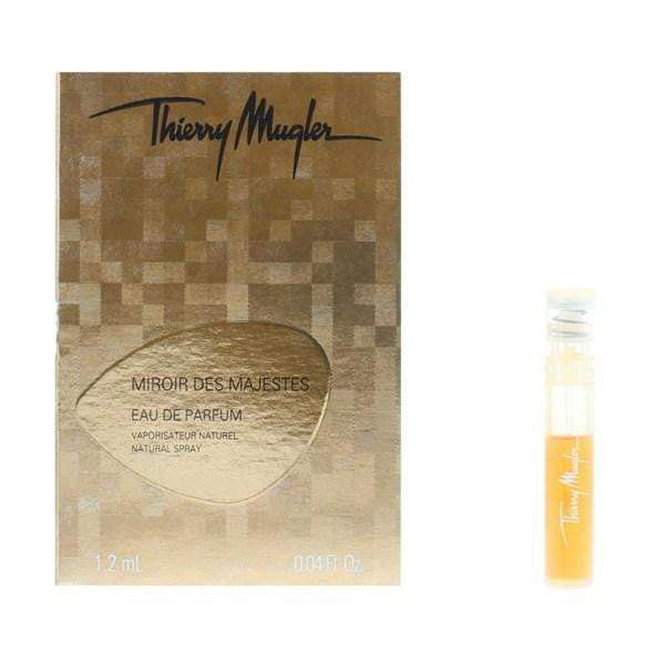 Thierry Mugler Miroir Des Majestes 1.2ml EDP - Vial 1.2ml Edp Vial  Thierry Mugler For Her