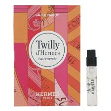 Hermes Twilly Eau Poivree Vial 1,5ml Edp Vial  Hermes For Her