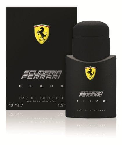 Ferrari Black Edt 40ml Spray 40ml edt  Ferrari For Him
