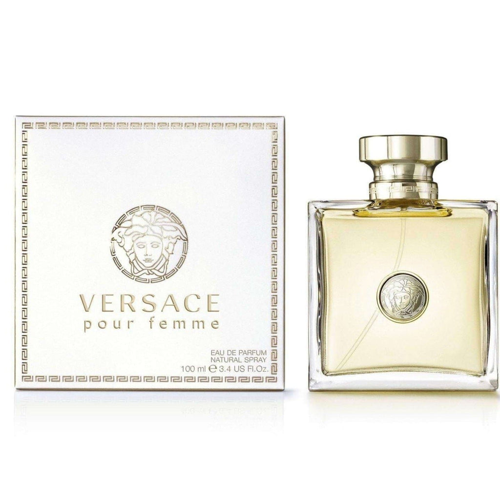 Versace Pour Femme 100ml Edp   Versace For Her