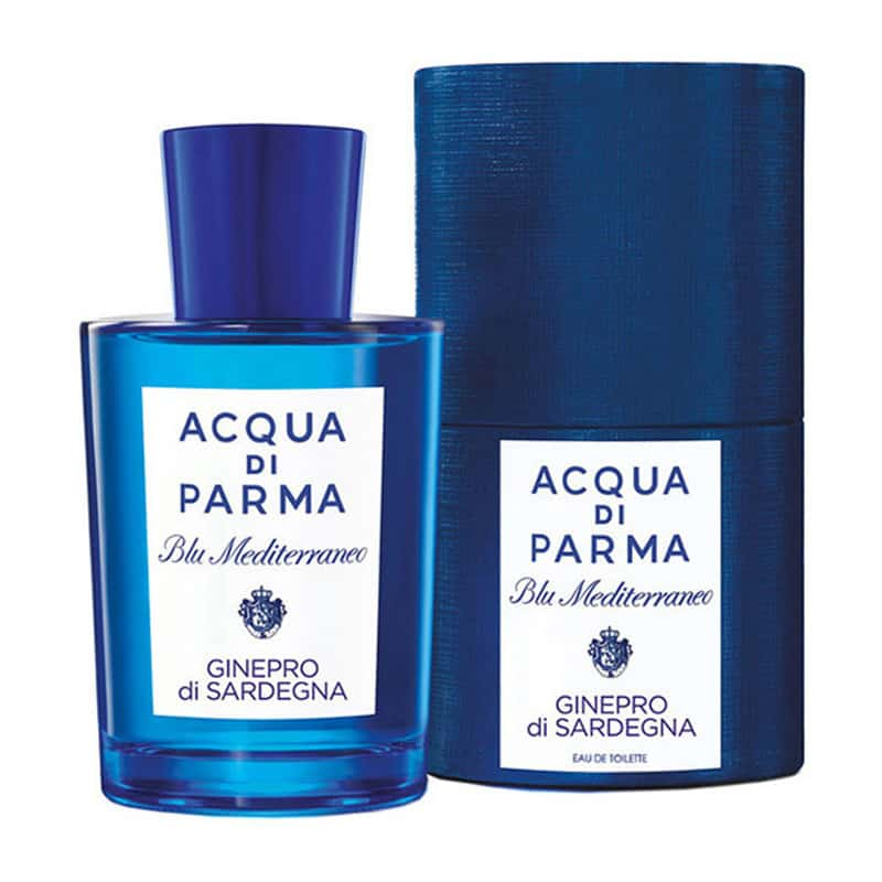 Acqua Di Parma Blu Mediterraneo Ginepro Di Sardegna 150ml Edt  Acqua di Parma For Him
