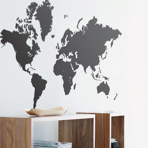 Ferm Living World Map