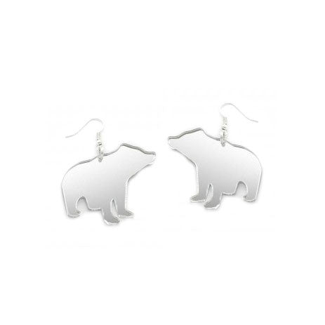 Titimadam Bear Stud Earrings