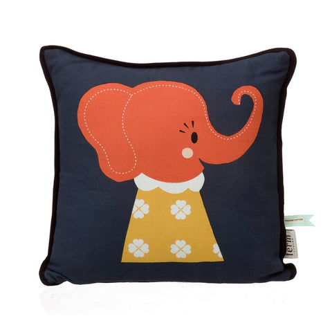 Ferm-Living Elle Elephant Cushion