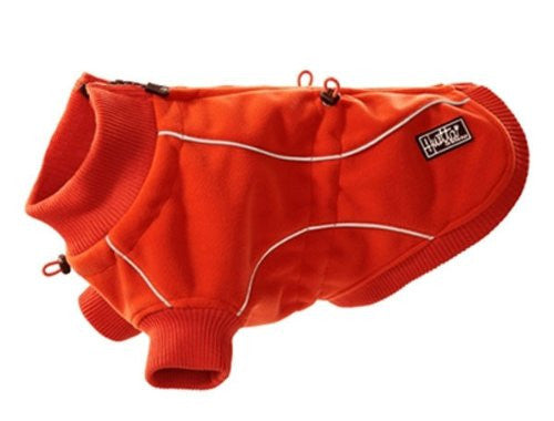 Hurtta Pet Collection Water Proof Fleece Jacket, Red 22 inches