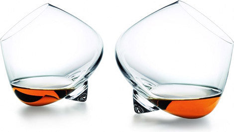 Normann Copenhagen Cognac Glasses - 2 pcs