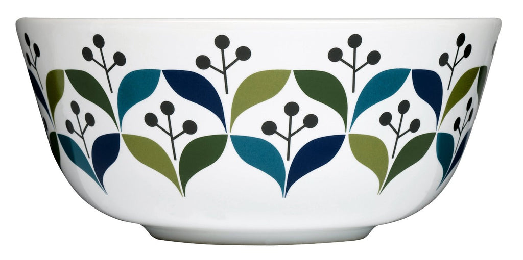 Sagaform  Stoneware Retro Breakfast Bowl, 17-ounce