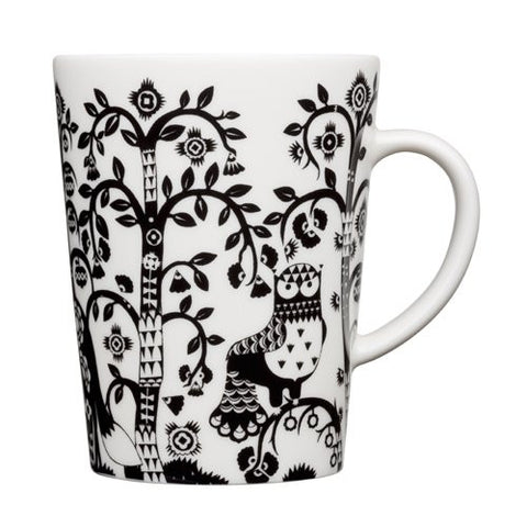 Taika White / Black Mug
