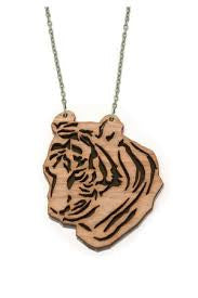 Titimadam Tiger Necklace