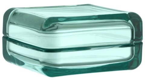 Vitriini Glass Jar Turquoise- Large