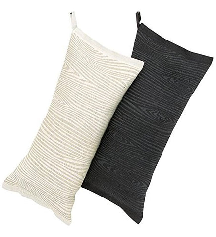 Lapuan Kankurit Viilu Sauna Pillow in Black