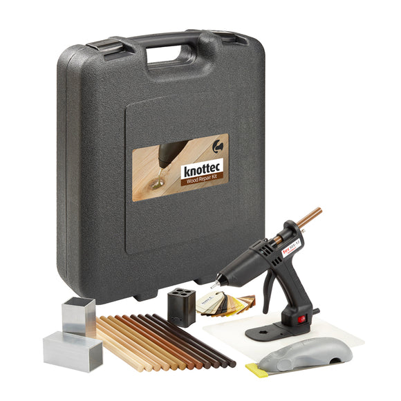 Knottec Light Industrial Wood Repair Kit