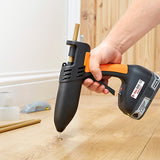 B-Tec 808 Knottec Professional Wood Repair Battery Powered Glue Gun Only In Blister Pack