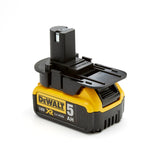 Badaptor Dewalt 18V/20V Battery Adapter to Ryobi 18v One+ Tool for Btec 808-12
