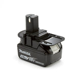 Badaptor Makita Battery Adapter to Ryobi 18v One+ Works with Ryobi 18v One+ Tool for Btec 808-12