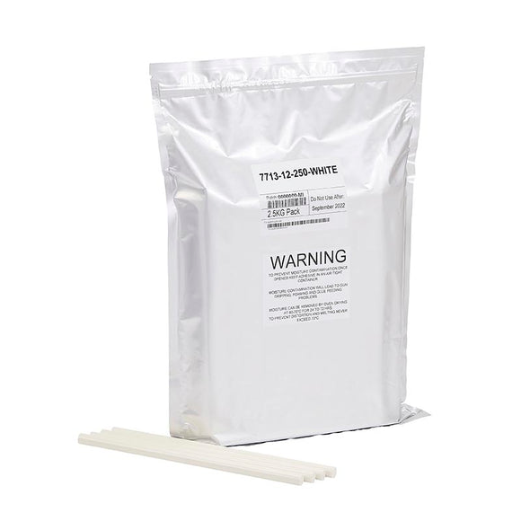 White Wood Knot Filler Glue, New 5.5lb resealable foil bag (about 100 sticks)