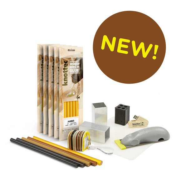 Knottec Wood Repair Starter Kit