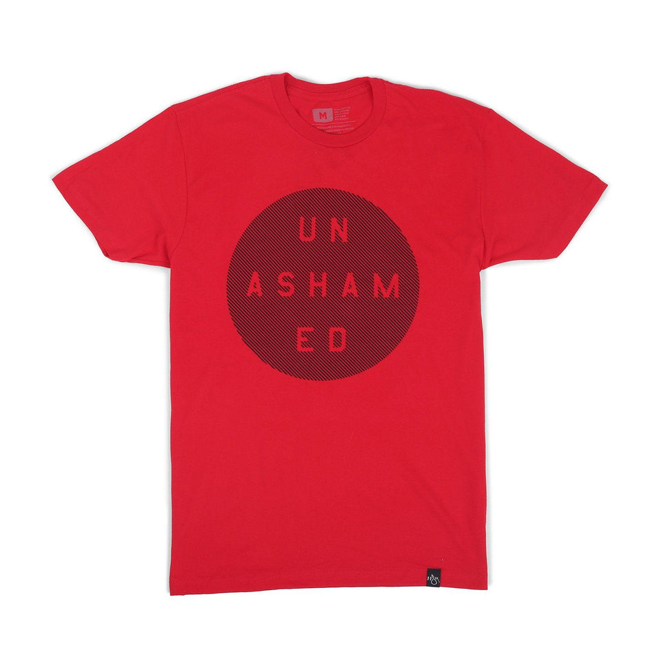 'Unashamed' Cirlce T-Shirt
