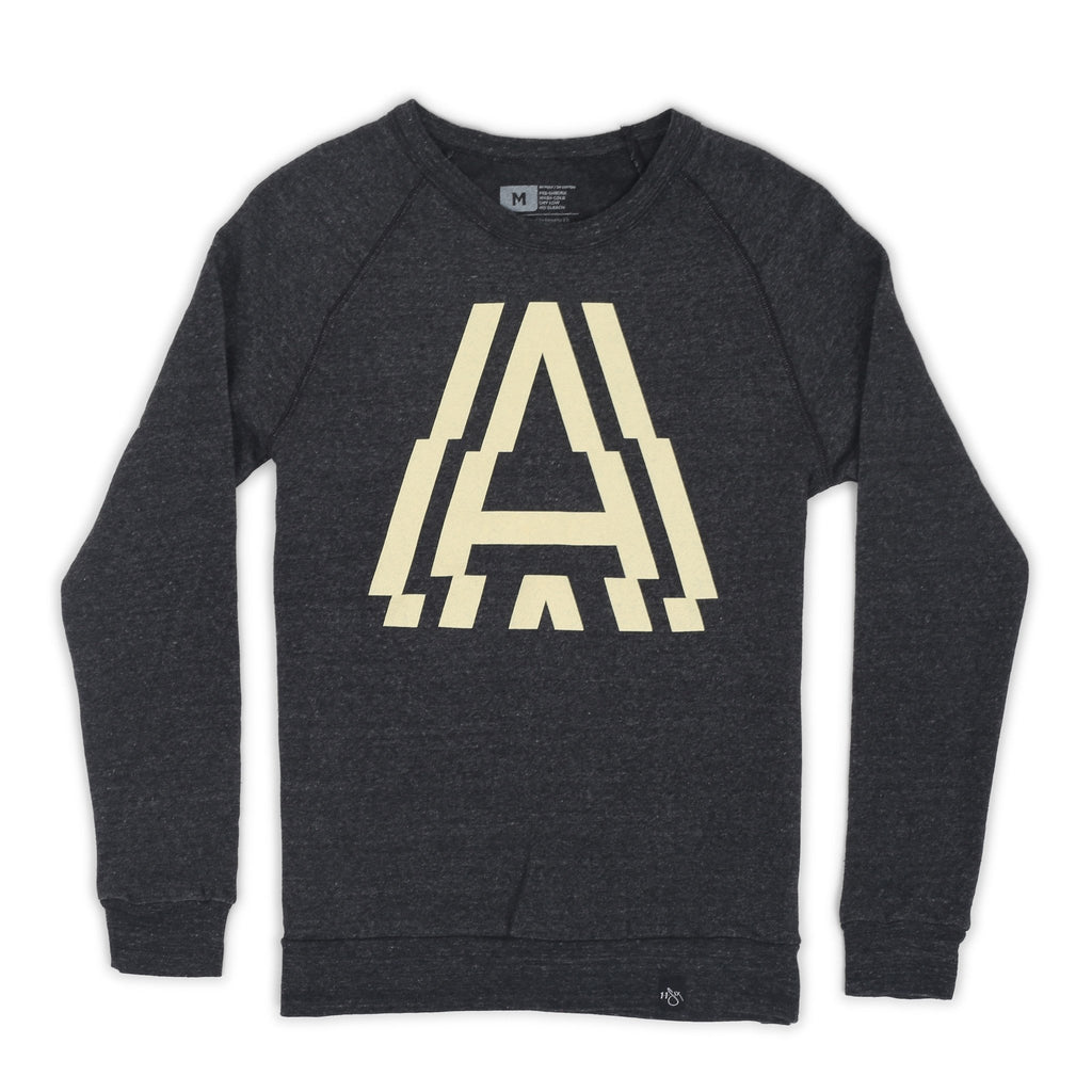'Anomaly' Fleece Crewneck