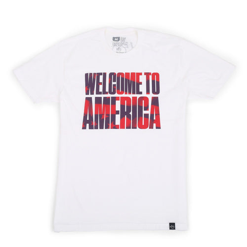 'Welcome To America' T-Shirt
