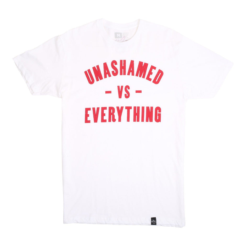 'Unashamed VS. Everything' T-Shirt