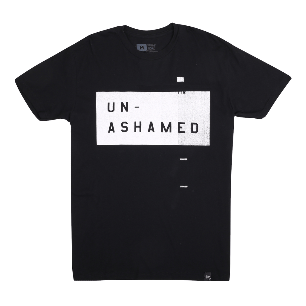 'Un-Ashamed' Static T-Shirt