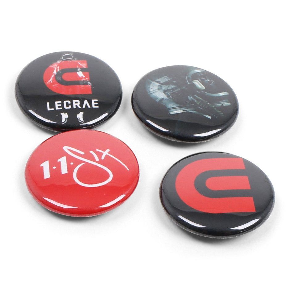 'Gravity' Button Pack