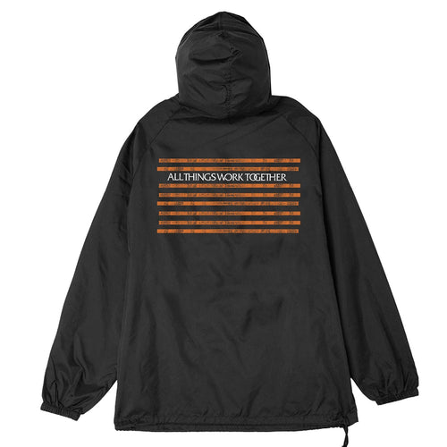 'All Things Work Together' Anorak Jacket
