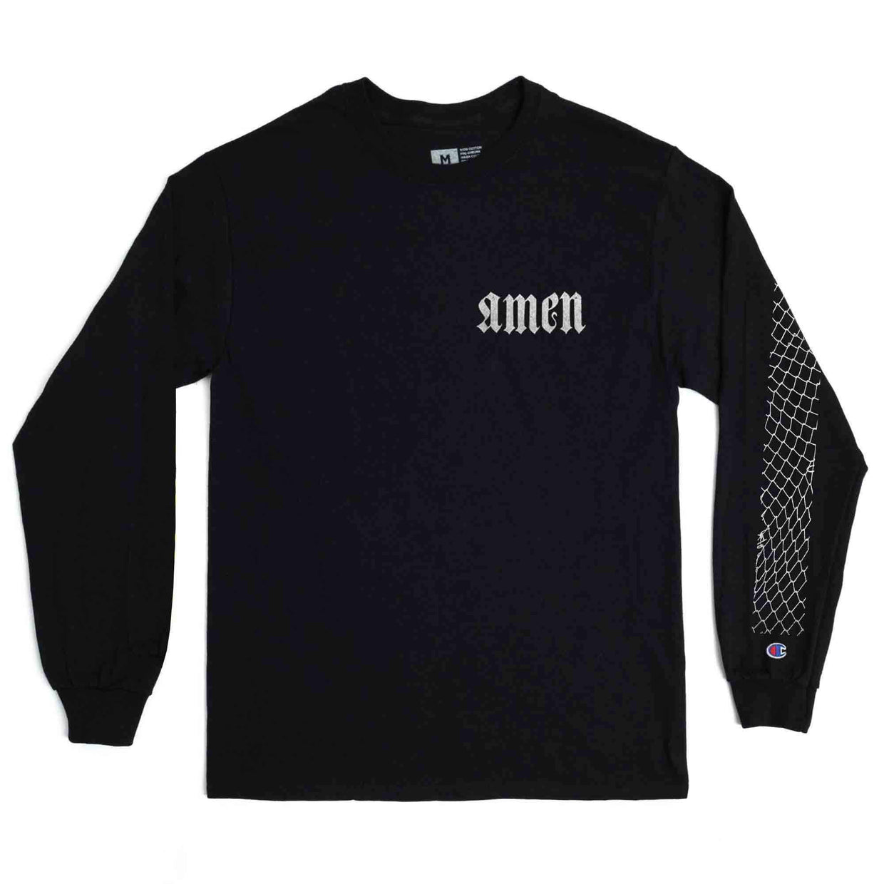 Lecrae x Champion 'Let The Trap Say Amen' Long Sleeve