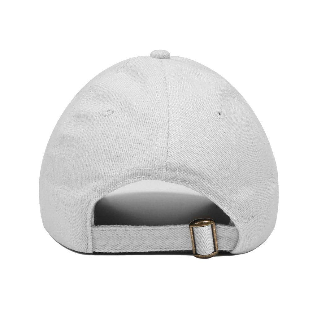 'All Things Work Together' Dad Hat - White