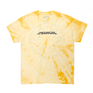 'From the Ashes' Spiral Dye Tee