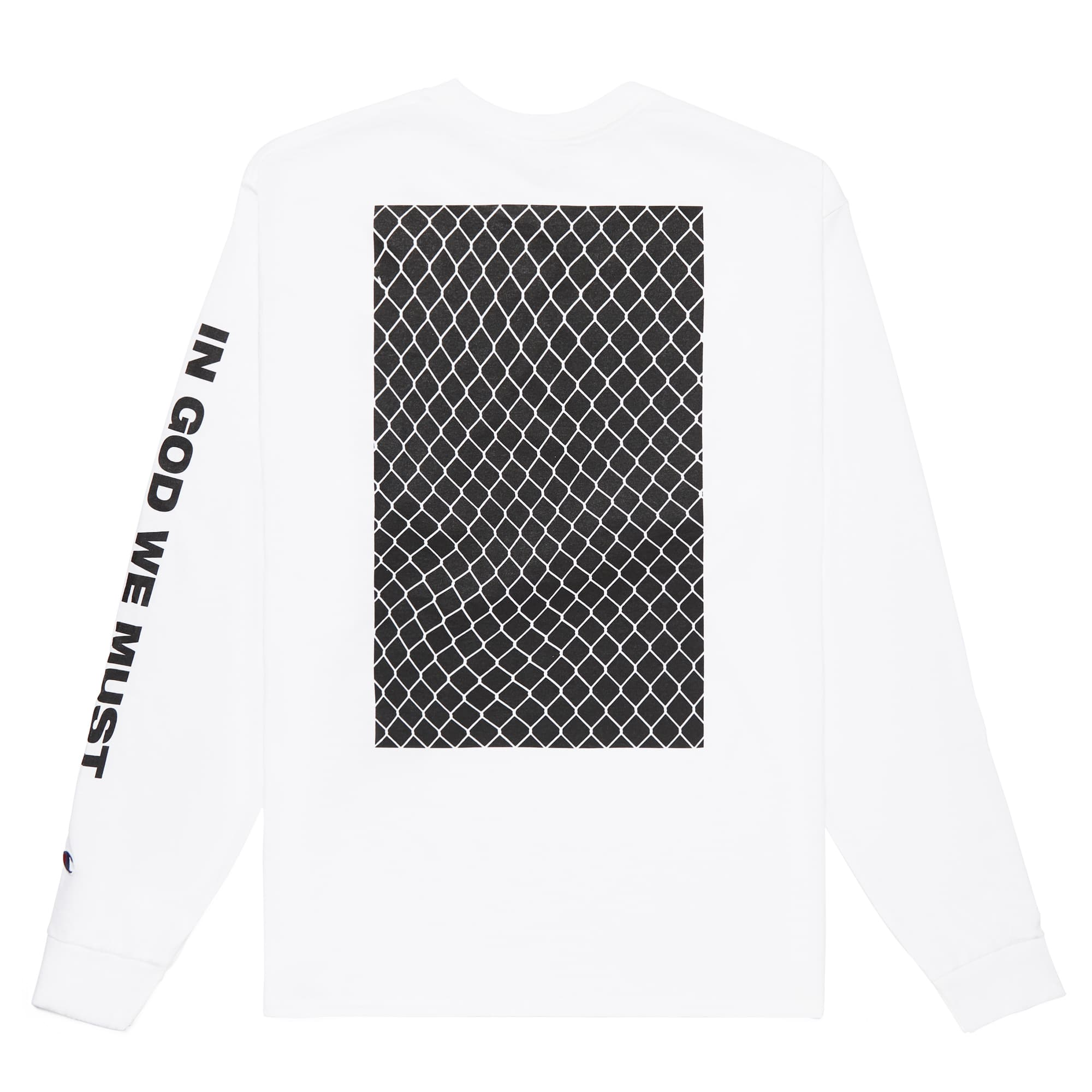 Lecrae 'In God We Must' Champion Long Sleeve