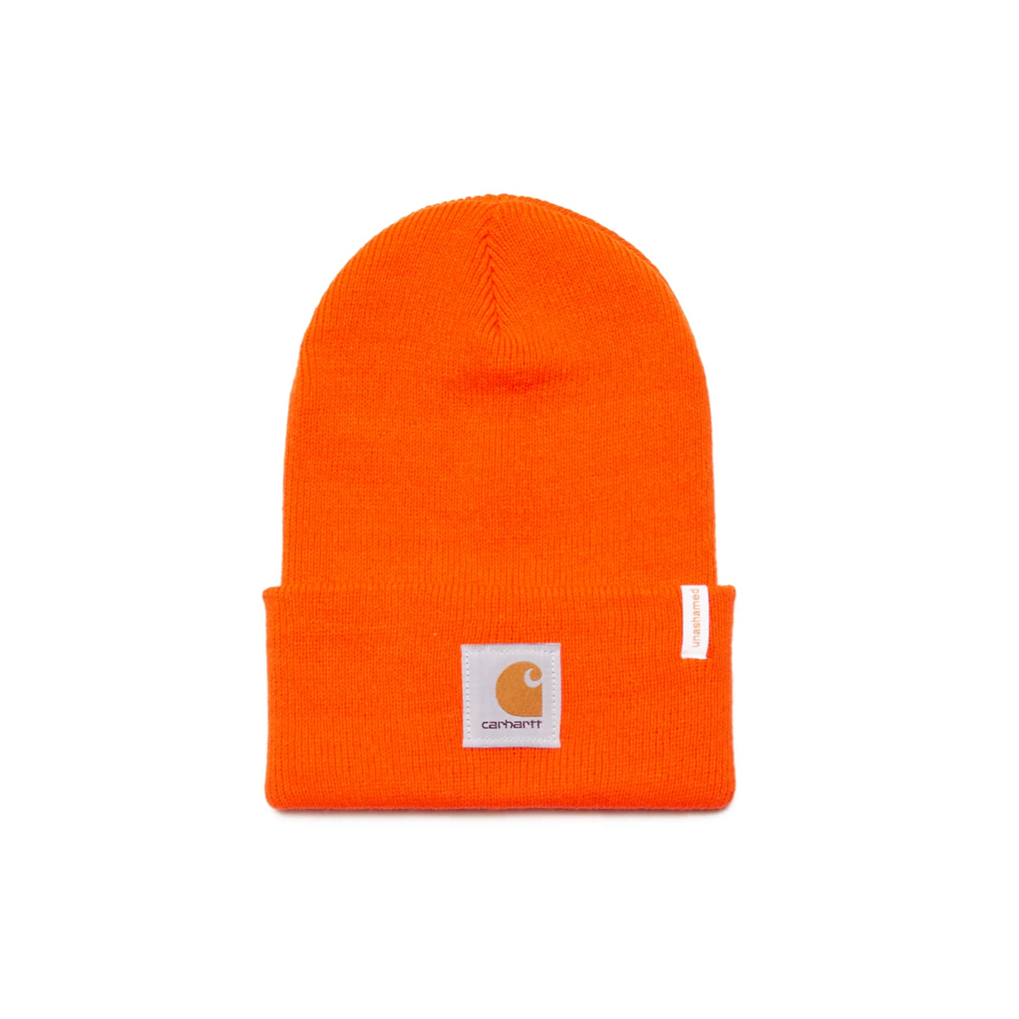 Lecrae x Carhartt 'Unashamed' Beanie - Orange