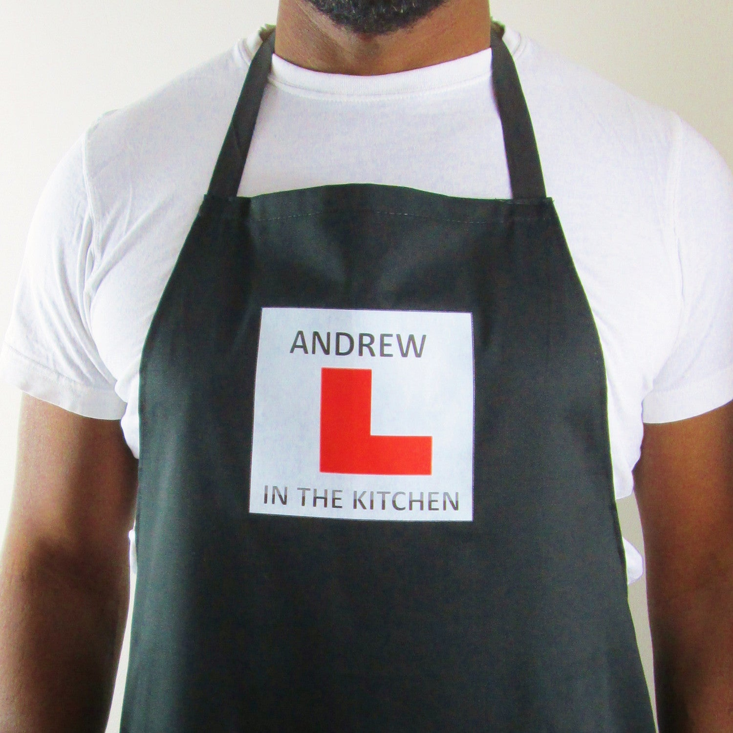 Learner in the Kitchen\' Personalised Apron – Good Little Gifts Co
