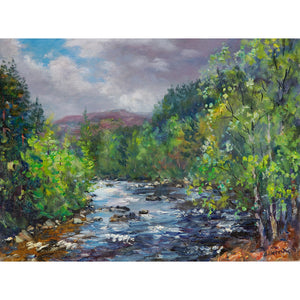 River Dee Art Exhibition - Banchory River Festival Weekend 11th & 12th June
