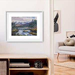 A wide range and collection of Scottish landscape images by artists Howard Butterworth. These fine art images of Scotland are available to buy as signed limited or unlimited edition prints.
