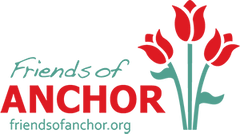 Friends of Anchor Cancer Charity Aberdeen Logo