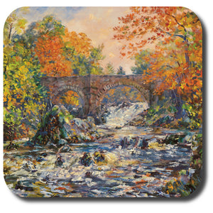 Autumn Torrents Coaster
