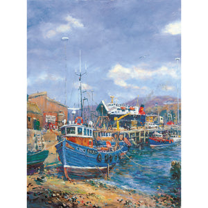Boats at Mallaig