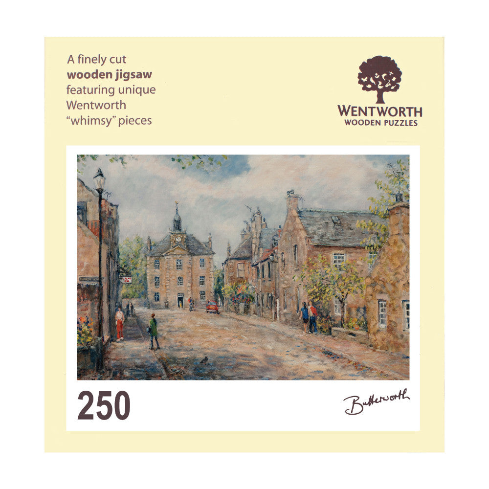 High Street - Old Aberdeen Jigsaw
