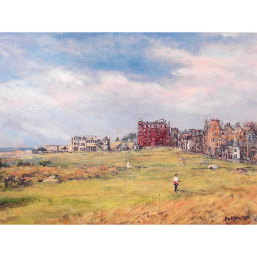 Old Course - St Andrews