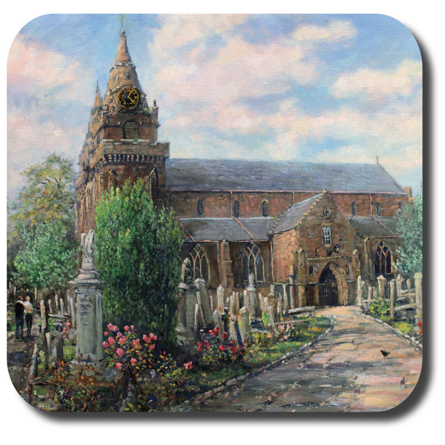 St Machars Cathedral Coaster