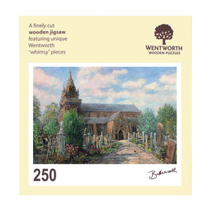 St Machars Cathedral - Old Aberdeen Jigsaw