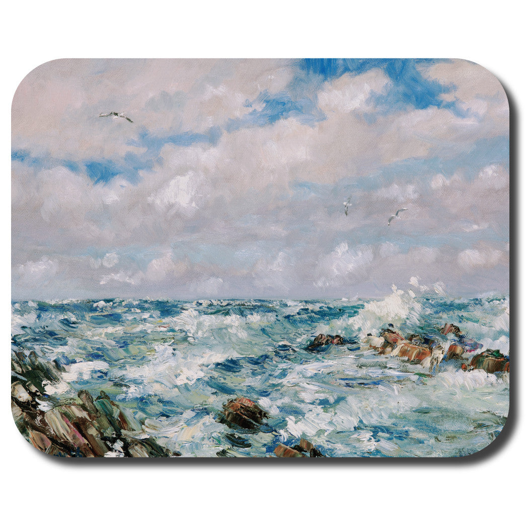 Stormy Seas Placemat