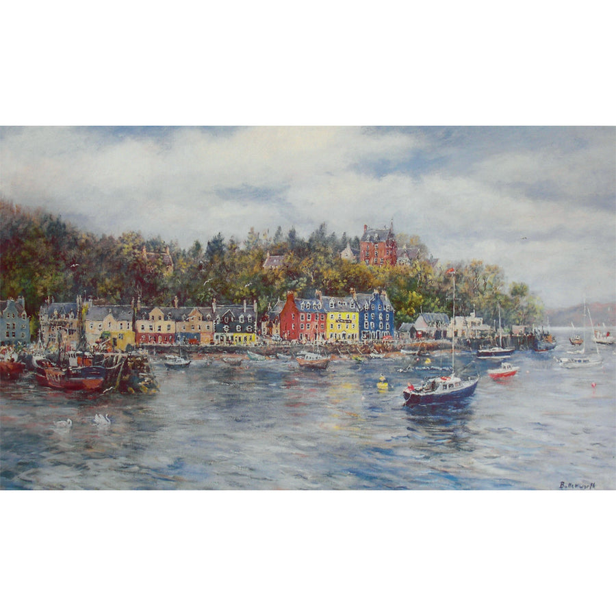 Tobermory Harbour