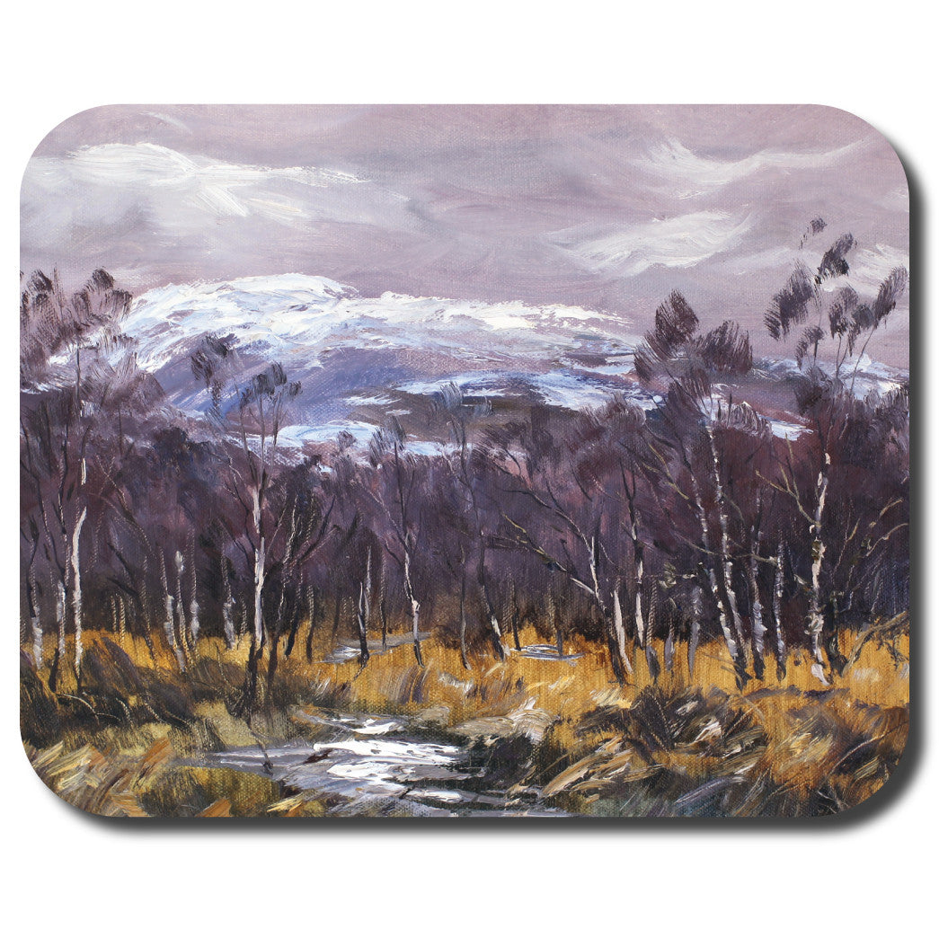 Winter Idyll Placemat