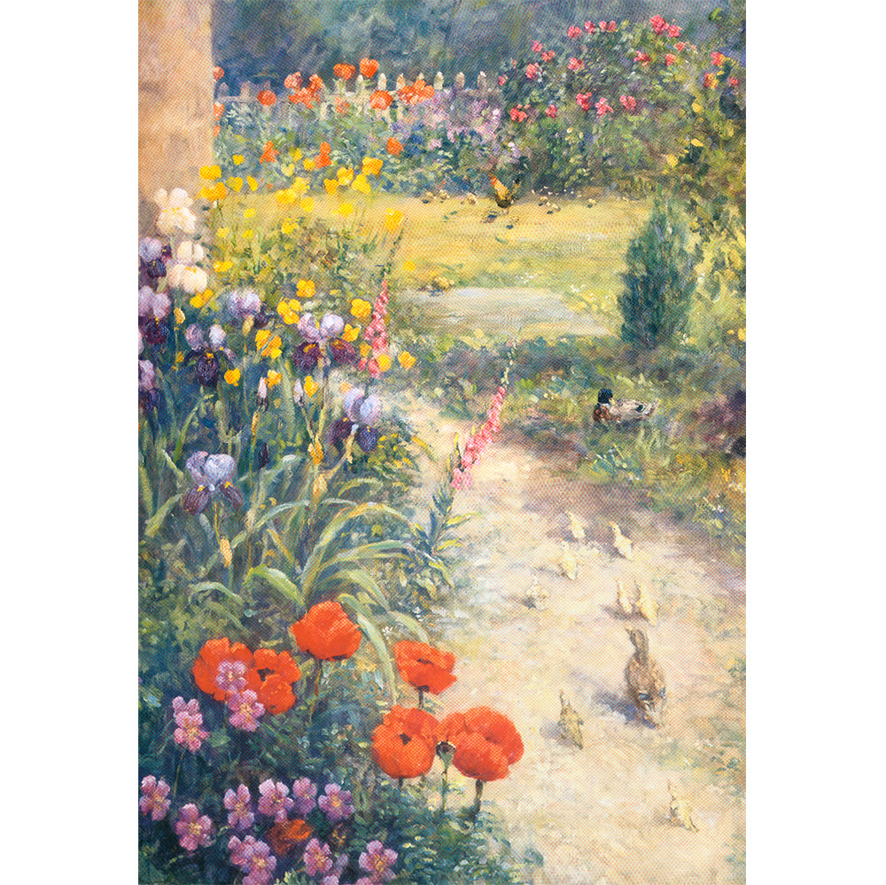 Summer in the garden - Glen Muick