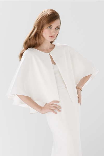Nancy cape silk Aideux