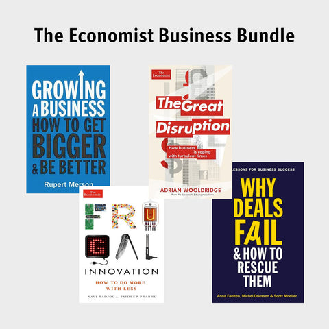 The Economist Business Book bundle
